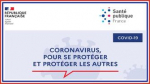INFORMATIONS COVID 19 : DISPOSITIONS GOUVERNEMENTALES ET LOCALES
