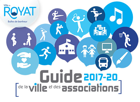Guide des associations de la ville de royat
