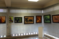 exposition MD Pedros - grande salle