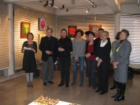 vernissage exposition Royat